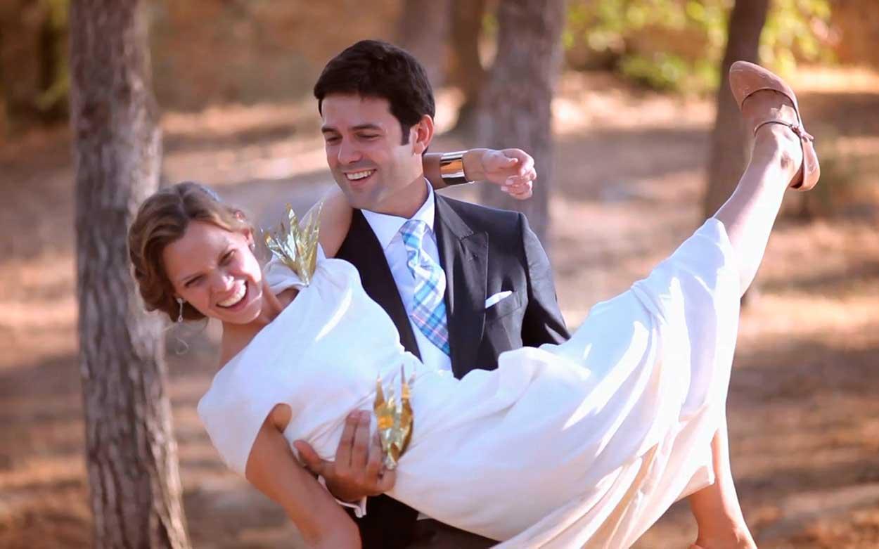 Vídeo de boda de Fer y Paty en Toledo