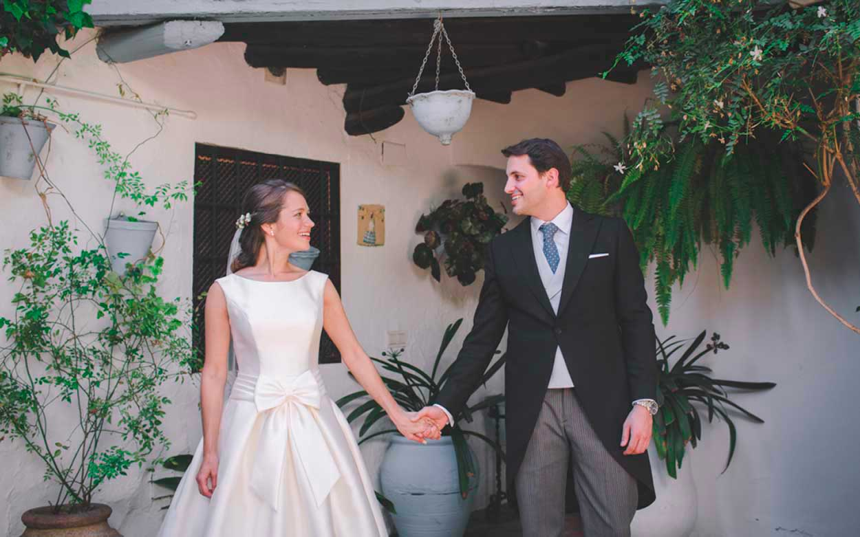Fotos de la boda de Ricardo y Ana en Córdoba