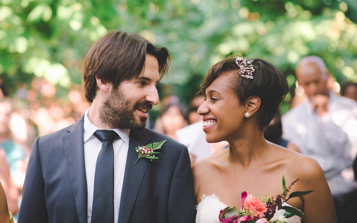 Reportaje de la boda de Pablo y Cynthia en Torrecaballeros