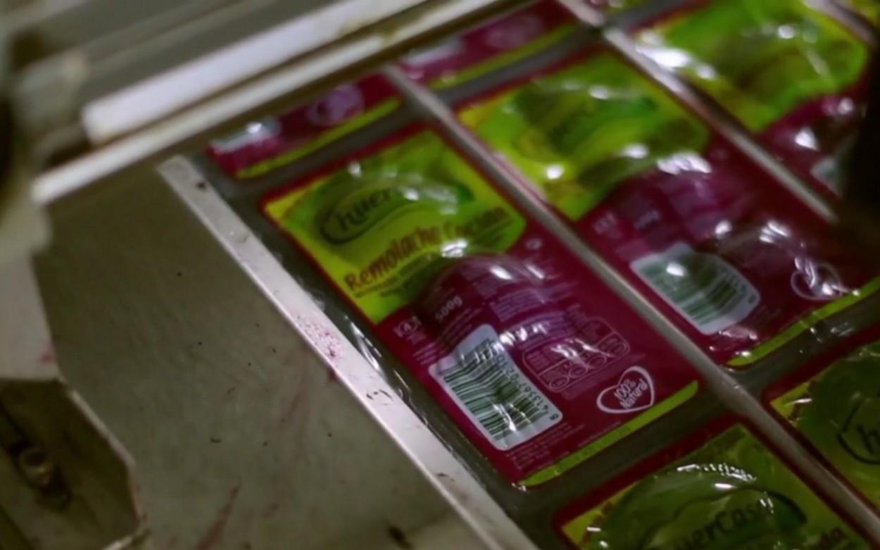 Vídeo promocional para Huercasa: Alimentación sana