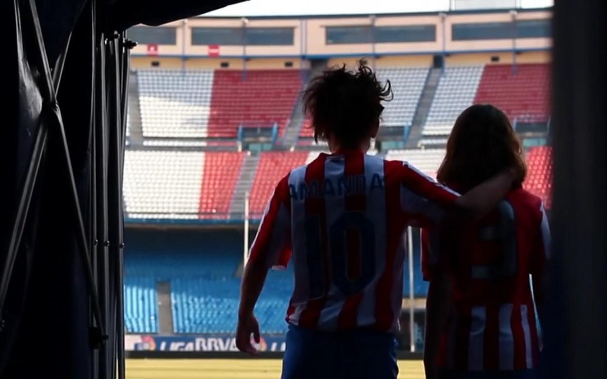 Vídeo promocional Atlético de Madrid Féminas