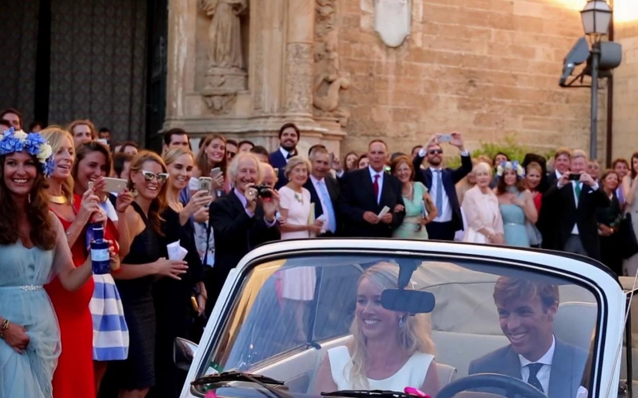 Vídeo de boda de Felix y Kristee